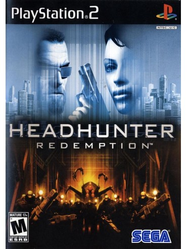 Headhunter Redemption ANG (używana) PS2