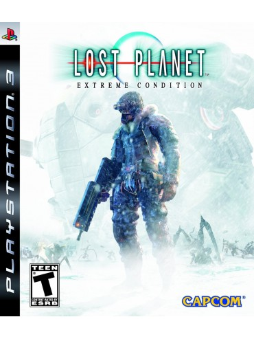 Lost Planet: Extreme Condition ANG (używana)