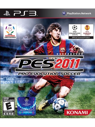 Pro Evolution Soccer 2011 ANG (używana)