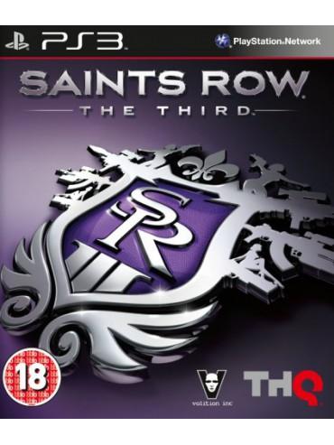 Saints Row The Third PL (używana)