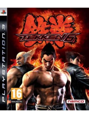 Tekken 6 ANG (używana)