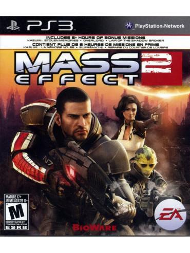 Mass Effect 2 ANG (używana)