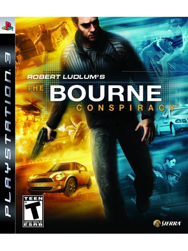 Robert Ludlum's The Bourne Conspiracy ANG (używana)