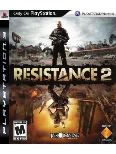 Resistance 2 ANG (używana)