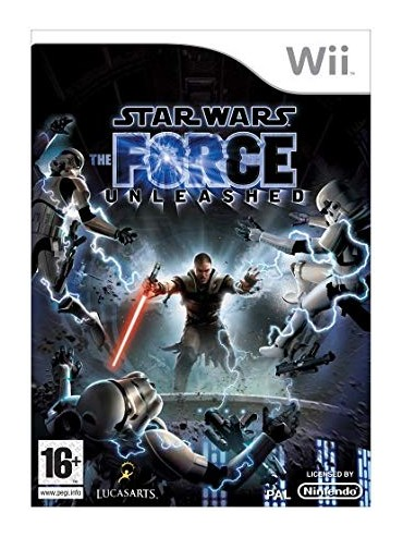 Star Wars The Force Unleashed ANG (używana)
