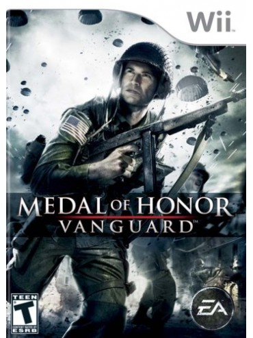 Medal of Honor Vanguard ANG (używana) NintendoWii