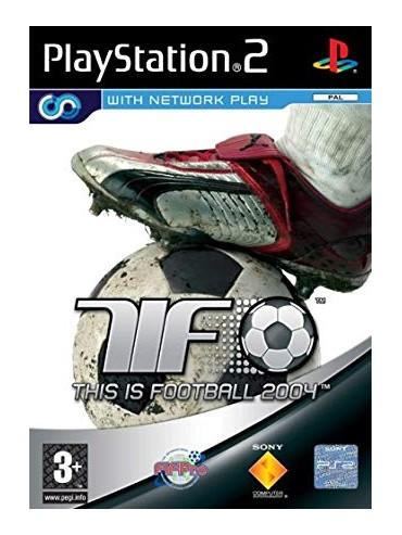 This is Football 2004 ANG (używana) PS2