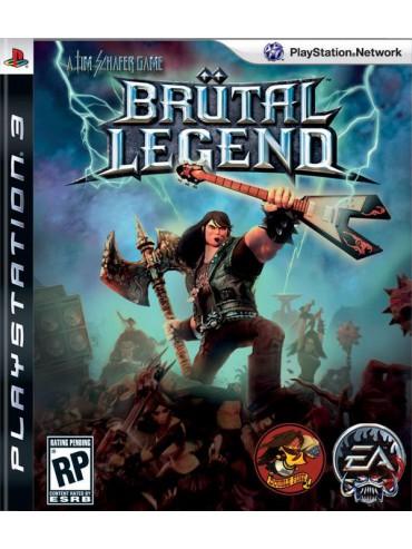 Brutal Legend ANG (używana)