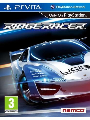 Ridge Racer ANG (używana)