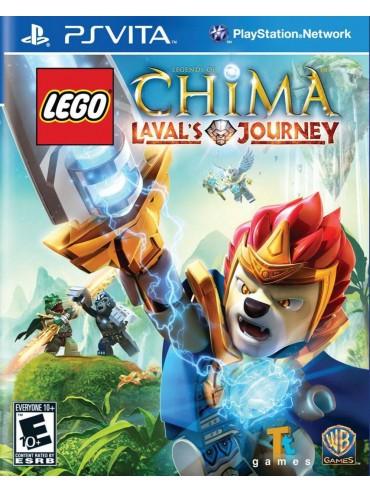 LEGO Legends of Chima Wyprawa Lavala PL (używana)