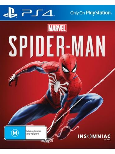 Spider-Man PL (używana) PS4/PS5