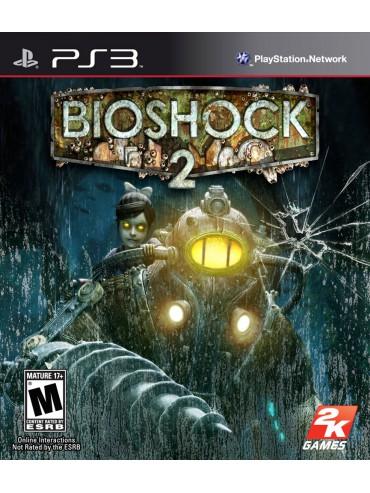 BioShock 2 ANG (używana)