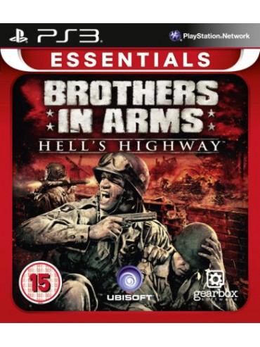Brothers in Arms Hell's Highway ANG (używana)