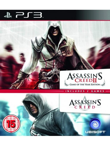 Assassin's Creed II edycja GOTY