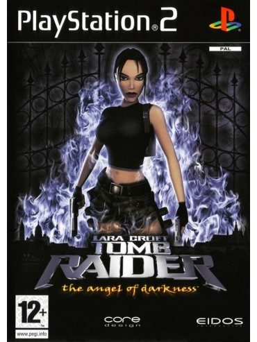 Tomb Raider The Angel of Darkness ANG (używana) PS2