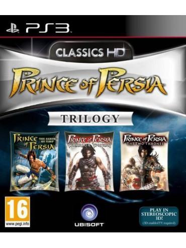 Prince of Persia Trilogy ANG (używana)