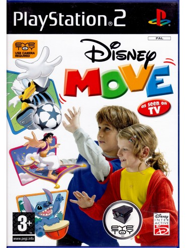 Disney Move ANG (używana)