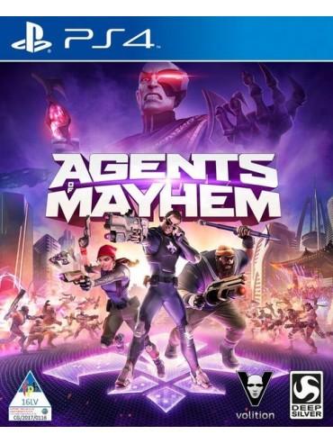 Agents of Mayhem