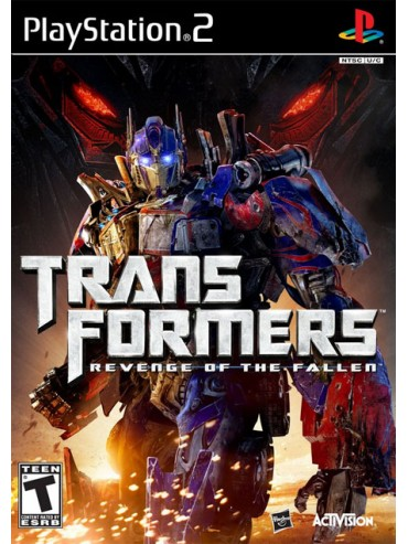 Transformers Revenge of the Fallen ANG (używana) PS2
