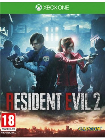 Resident Evil 2 Remake PL
