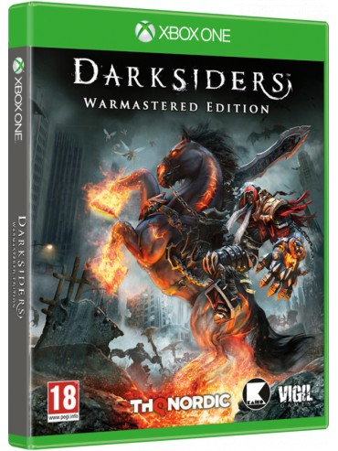 Darksiders Warmastered Edition PL (używana)