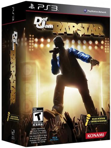 Def Jam Rapstar (gra + mikrofon) ANG (używana)