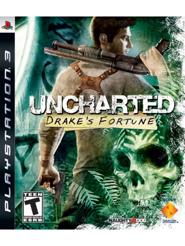 Uncharted: Drake's Fortune ANG (używana)