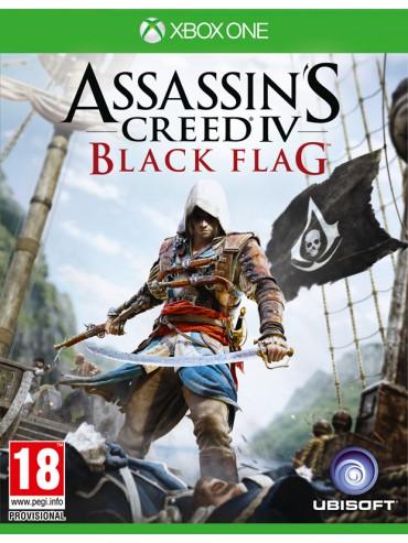 Assassin's Creed IV Black Flag PL (używana)