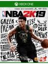 NBA 2K19 ANG (używana)