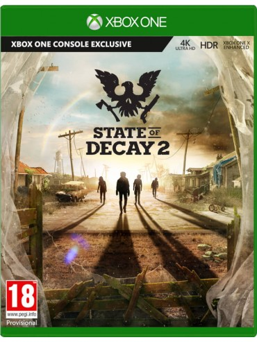 State of Decay 2 ANG (używana)