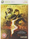 Resident Evil 5 : Gold Edition ANG (używana)