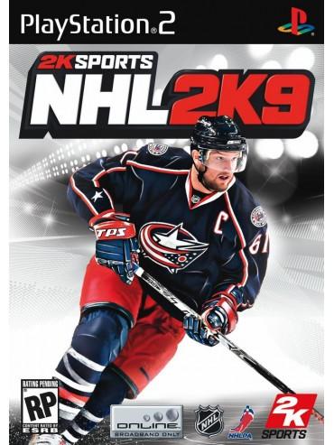 NHL 2K9 ANG (używana) PS2