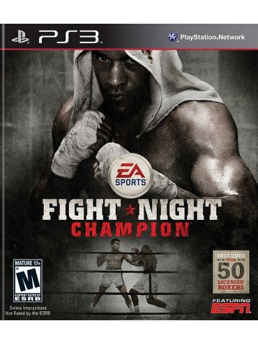 Fight Night Champion ANG (używana)