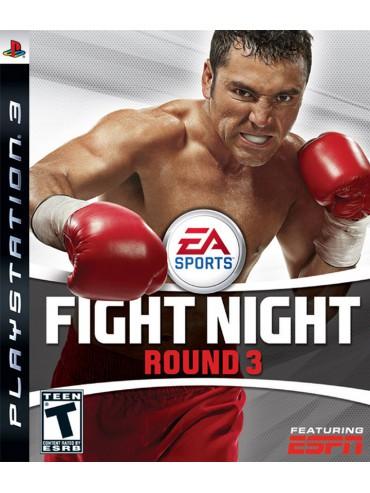 Fight Night Round 3 ANG (używana)