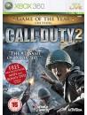 Call of Duty 2 GOTY ANG (używana)