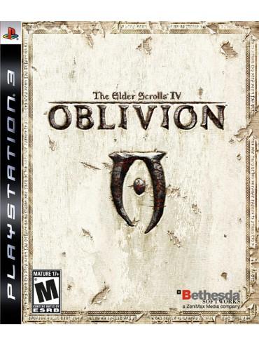 The Elder Scrolls IV: Oblivion ANG (używana)