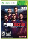 Pro Evolution Soccer 2018 ANG (używana)