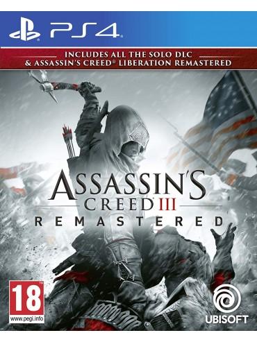 Assassin's Creed III Remastered PL (używana)
