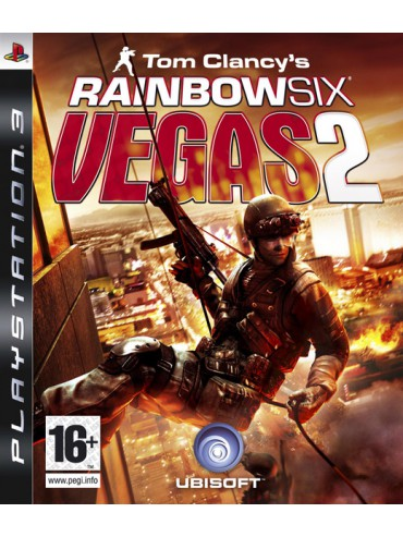 Tom Clancy's Rainbow Six Vegas 2 ANG (używana)