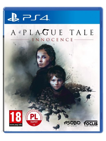 A Plague Tale: Innocence PL (używany) PS4/PS5