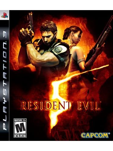 Resident Evil 5 ANG (używana)