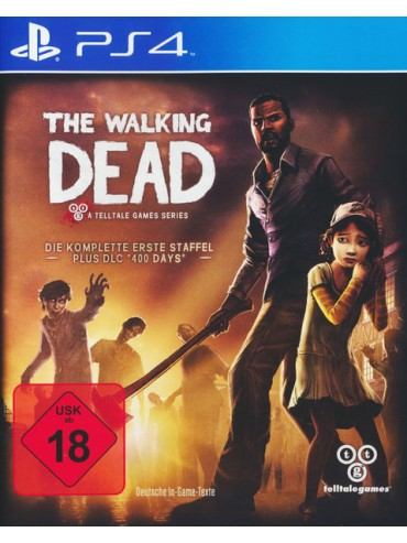 The Walking Dead The Complete First Season plus 400 days ANG (używana)