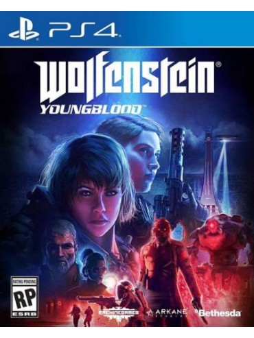Wolfenstein: Youngblood PL (folia) PREMIERA 26.07.2019r.