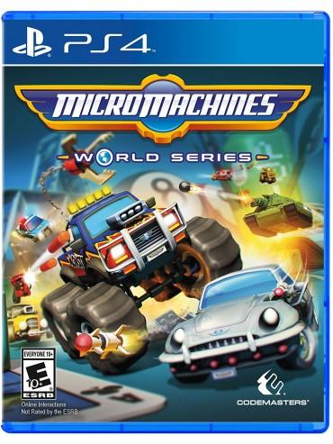 Micro Machines: World Series ANG (używane)