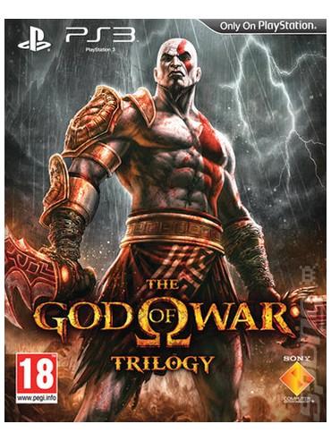 God of War Trilogy ANG (używany)
