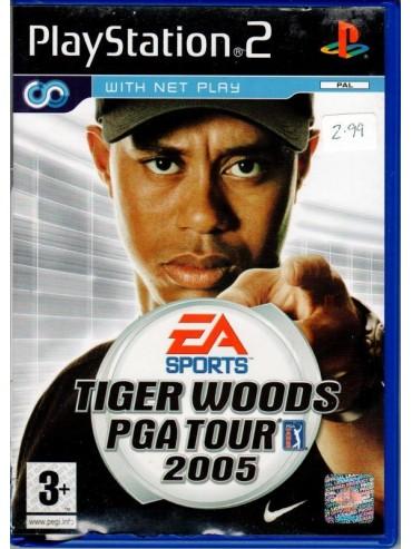 Tiger Woods PGA Tour 2005 ANG (używana) PS2