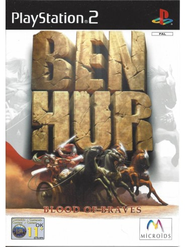 Ben Hur : Blood of Braves ANG (używana)