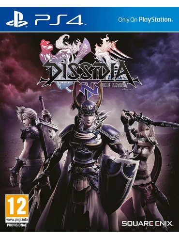 Dissidia Final Fantasy NT ANG (folia)