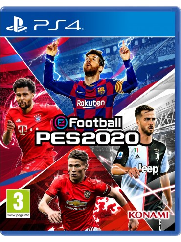 eFootball PES 2020 ANG (folia)