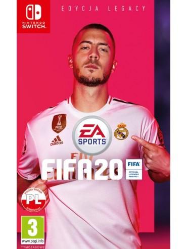 FIFA 20 PL (folia) PREMIERA 27.09.2019